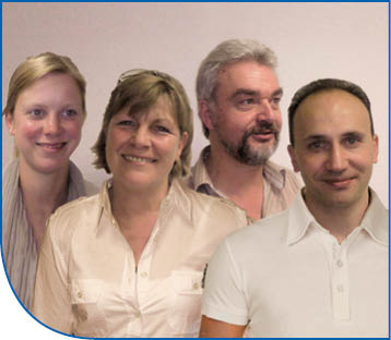 MFZ Hannover Fachlehrerteam der Lymphakademie