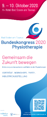 Bundeskongress 2020 Physiotherapie