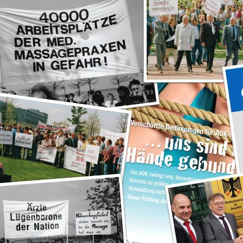 Historie | 70 Jahre VPT – die größten Aktionen und Kampagnen