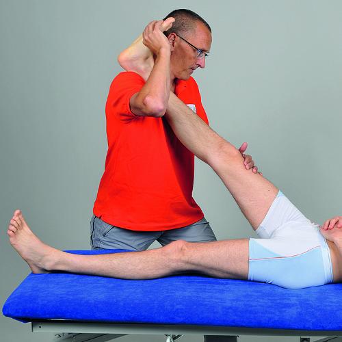 Therapie | Straight-Leg-Raise-Test