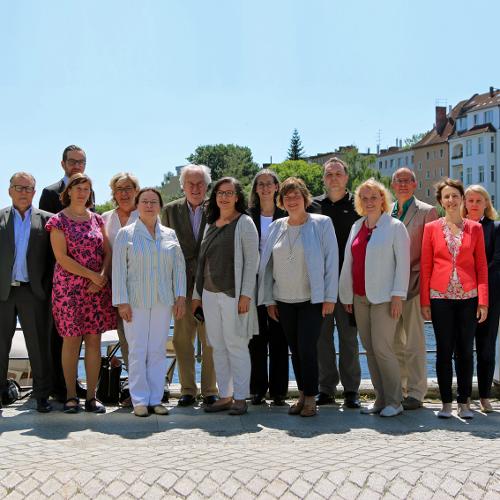 Erstes gemeinsames Treffen der Heilmittelverbände in Berlin
