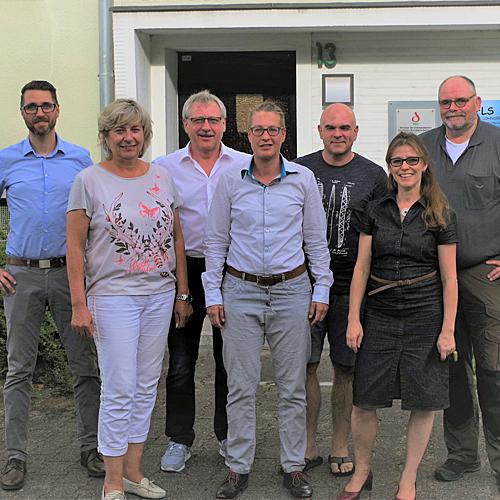 Weiteres Treffen von Heilmittelverbänden und Initiativen