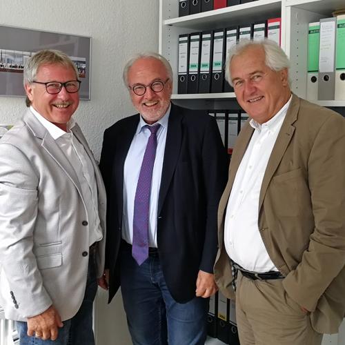 SHV-Sommeraktion trifft Rudolph Henke, MdB