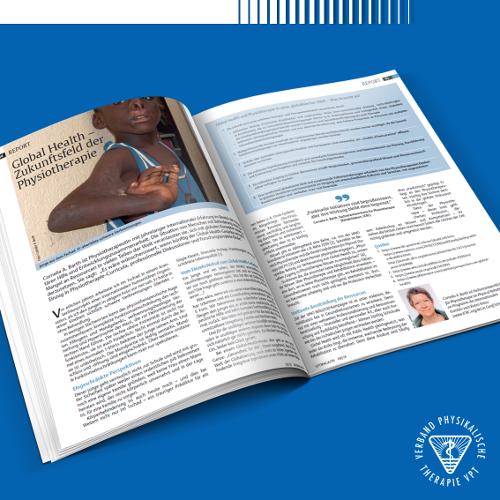 VPTMagazin | Global Health –  Zukunftsfeld der  Physiotherapie