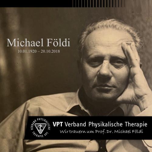 Der VPT trauert um Herrn Prof. Földi