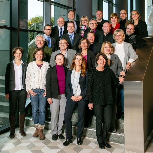 Treffen der Verbände zur Standortbestimmung im Heilmittelbereich