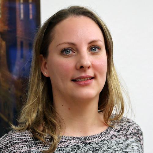 Vorstellung Tanja Hergel - Kaufmännische Mitarbeiterin in der VPT-Bundesgeschäftsstelle