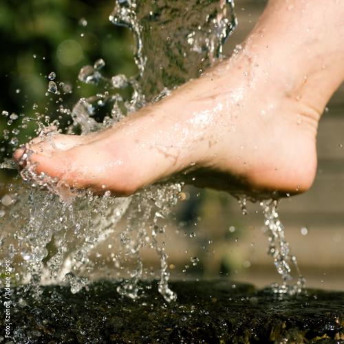 Lernen & Wissen | Thermo- und Hydrotherapie nach Sebastian Kneipp