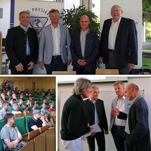 Nachtrag: Bayrischer Sportärztekongress ein voller Erfolg