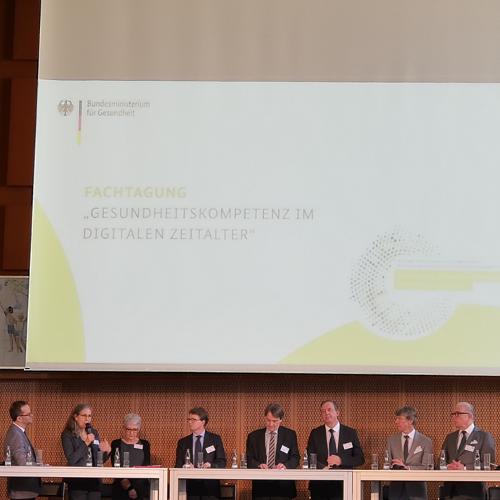 SHV | Wie kann Digitalisierung die Gesundheitskompetenz fördern?