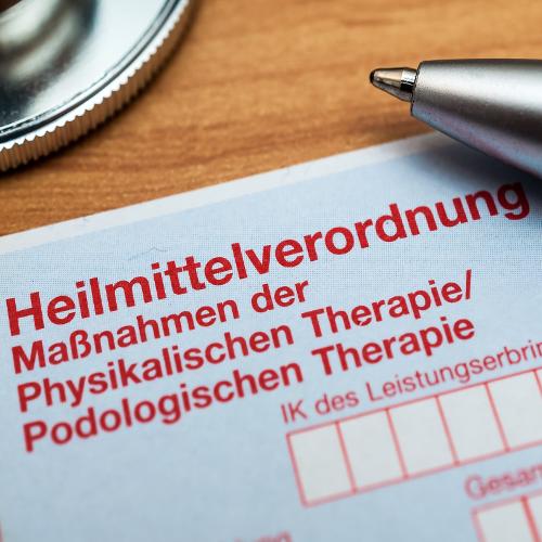 Die neue Heilmittel-Richtlinie ab Oktober 2020: Jetzt für Info-Kurse anmelden!