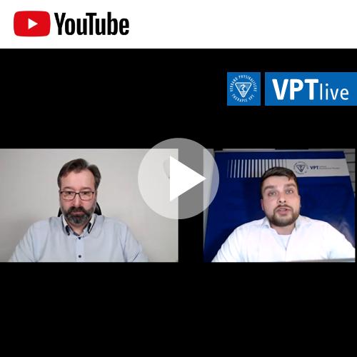 VPTlive | Aktuelle Ausgabe jetzt bei YouTube