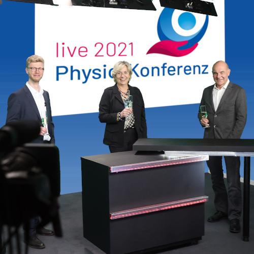 Physio-Konferenz 2021 – Aufzeichnung jetzt für Mitglieder online!