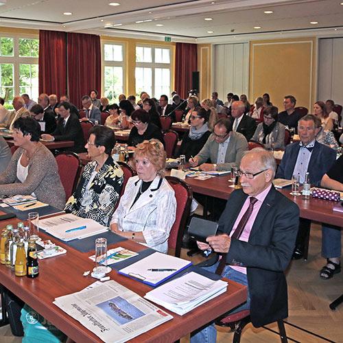 Bundesdelegiertenversammlung des VPT - Physiotherapie im Fokus