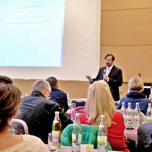 LG NRW | Aktuelle Politik im Mittelpunkt der Jahresmitgliederversammlung