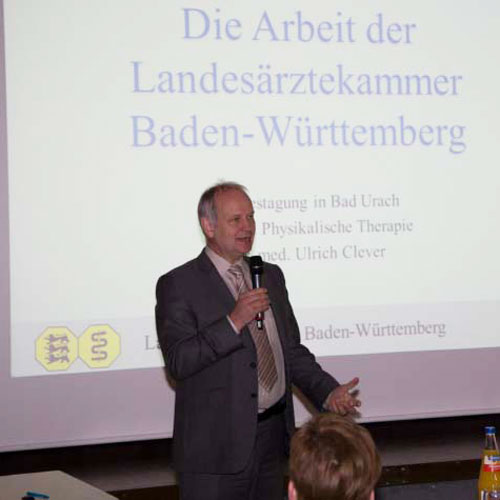 VPT Landestagung 2016 in Bad Urach
