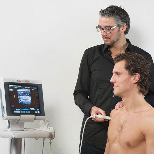 Greifbares sichtbar machen - Muskuloskeletaler Ultraschall