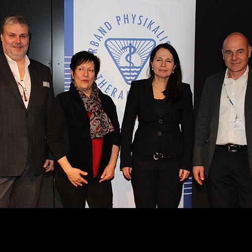 LG BW & Bayern | Viel positives Feedback bei der TheraPro mit VPT-Symposium