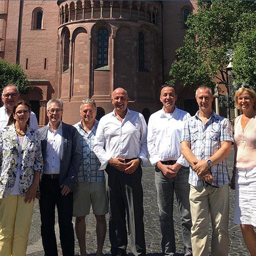 VPT Rheinland-Pfalz/Saar - Heilmittelverbände gründen auf Landesebene eine Dachorganisation