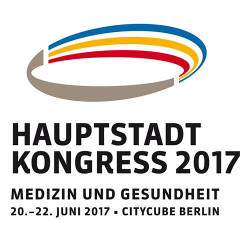 Berliner Schulterschluss | Der SHV beim Hauptstadtkongress Medizin und Gesundheit