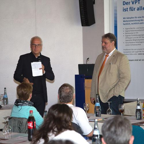 VPT Landestagung 2016 in Bad Urach