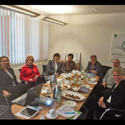 azh Treffen mit Ost-Landesgruppen