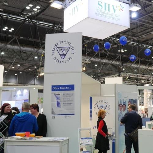 Starke SHV-Präsenz bei der therapie Leipzig