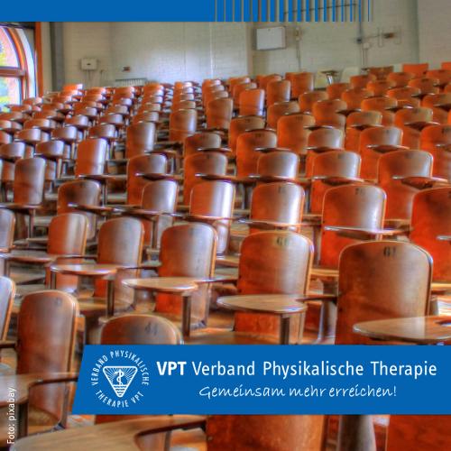 Zukunftsorientierte Patientenversorgung durch eine grundständige hochschulische Ausbildung der Therapieberufe