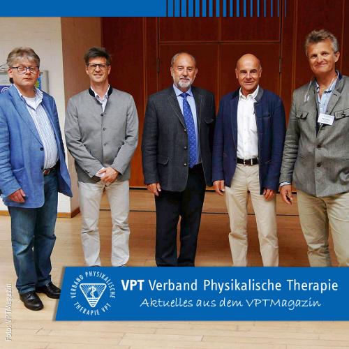 VPT LG Bayern | Infoabend zur Heilmittelrichtlinie Zahnärzte mit Physio-Deutschland