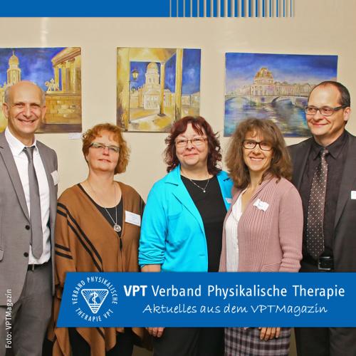 VPT LG Berlin/BB | VPT und Physio Deutschland tagten gemeinsam in Berlin