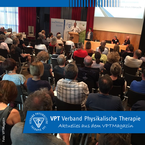 VPT LG NRW | Regionaltreffen mit Physio-Deutschland