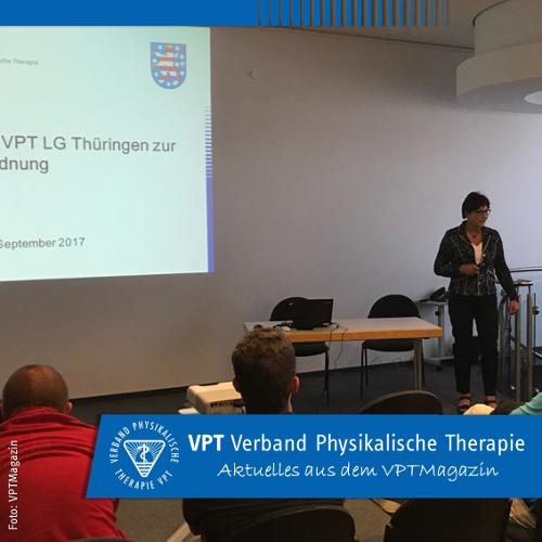 LG Thüringen | VPT bei der Landesärztekammer